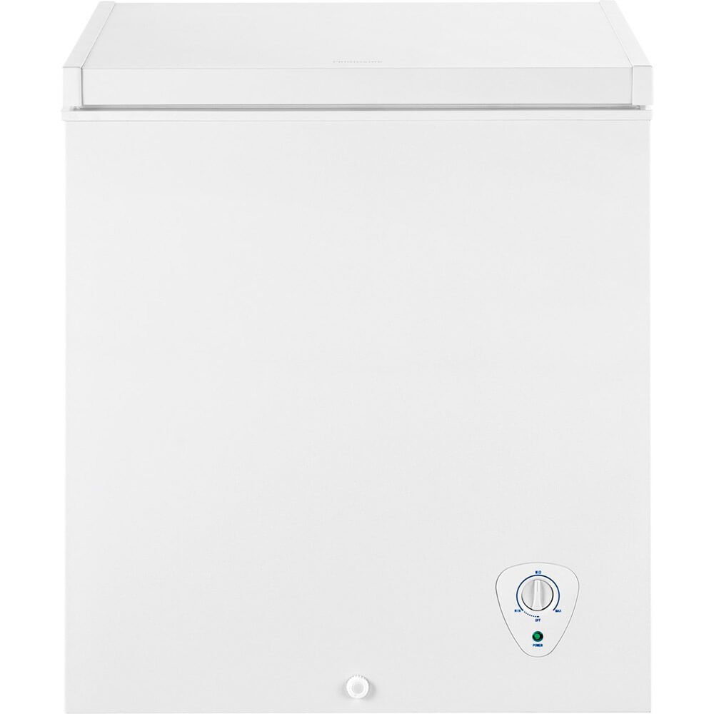Frigidaire FFFC05M1QW 5 Cu. Ft. Chest Freezer