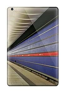 Top Quality Rugged Subway Man Made Subway Case Cover For Ipad Mini/mini 2