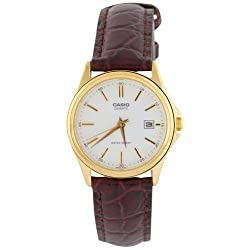 Casio Dress Gold Watch LTP1183Q-7A