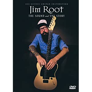 Jim Root: The Sound and the Story
