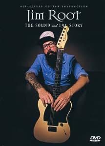 Jim Root: The Sound And The Story - Guitar Tab (DVD). para Acorde de Guitarra