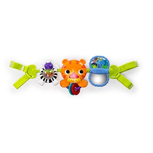 Bright Starts Barra de juguetes para llevar en el portabebé