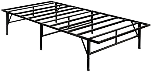 Zinus 14 Inch Easy To Assemble SmartBase Mattress Foundation, Platform Bed Frame, Box Spring Replacement, Twin by Sleep Master