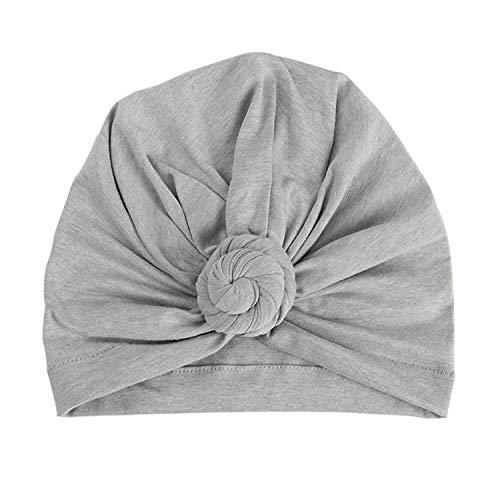 33337853883 BQUBO 5 Pcs Baby Turban Cloth Hat Baby Girl Soft Cute Toddler Cap Hat Knot  Rabbit
