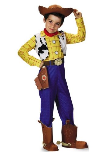 Woody Deluxe Child - Size: Child ()