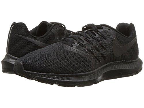 ピアース適格クレーン[NIKE(ナイキ)] レディースランニングシューズ?スニーカー?靴 Run Swift Black/Black 10 (27cm) B - Medium
