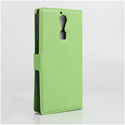 Funda Libro para Doogee F5, Manyip Suave PU Leather Cuero Con Flip Cover, Cierre Magnético, Función de Soporte,Billetera Case con Tapa para Tarjetas E