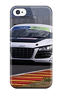Hot Tpu Shockproof/dirt-proof Audi R8 Lms 15 Cover Case For Iphone(4/4s) 7283053K65756036
