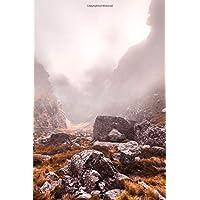 Mountain Climbing: Rocky Landscape Personal Planner 2019 Everyday Custom Organizer