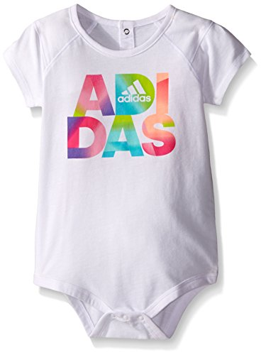 adidas Baby Girls' Bodysuits