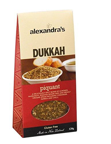 Alexandra's Piquant Dukkah