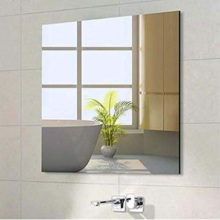 Md350 Infrarotspiegel Glas 66x66cm 350w Infrarot Heizung Spiegel