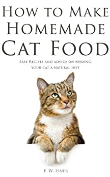 Easy cat food recipes homemade