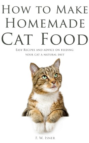 How to make homemade cat food easy recipes and advice on feeding how to make homemade cat food easy recipes and advice on feeding your cat a forumfinder Images