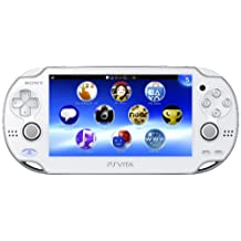 PlayStation Vita (PlayStation Vita) 3G/Wi-Fi model Crystal White (Limited Edition) (PCH-1100 AB02)