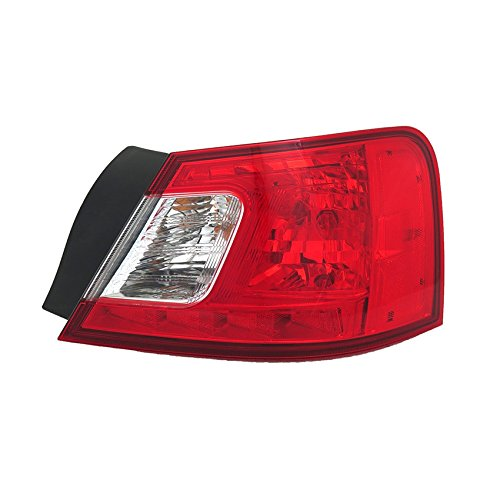 NEW PASSENGER SIDE TAIL LIGHT FITS MITSUBISHI GALANT RALLIART DIAMOND 2009-2012 8330A746 MI2801134