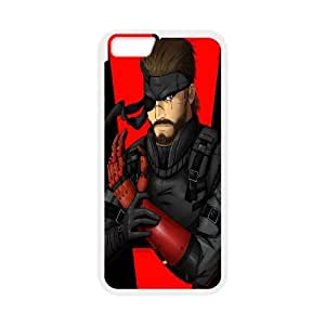 Game Phone Case Metal Gear Solid V The Phantom Pain For iPhone 6 4.7 Inch NP4K02995