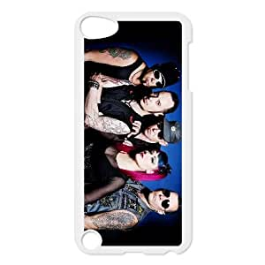 KMFDM iPod Touch 5 Case White DIY Gift pxf005_0249424