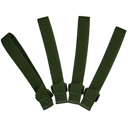 Maxpedition 5-Inch TacTie - Pack Of 4