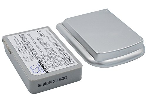- VINTRONS Rechargeable Battery 2500mAh For T-Mobile PM16A, MDA Compact