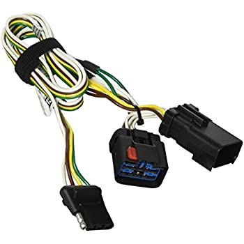 41kPtcultrL._SL500_AC_SS350_ amazon com curt 56009 custom wiring harness automotive  at panicattacktreatment.co