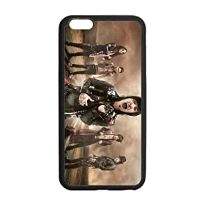 SKCASE Cover Case for iPhone 6 Plus 5.5 inch escape the fate