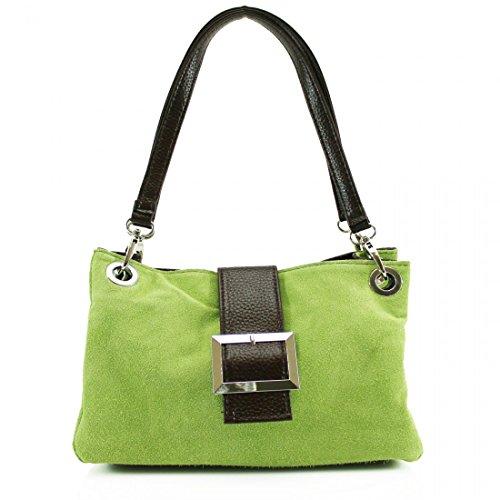 Borse a Fashions spalla Elegant Green Donna aCS5q7Fxw