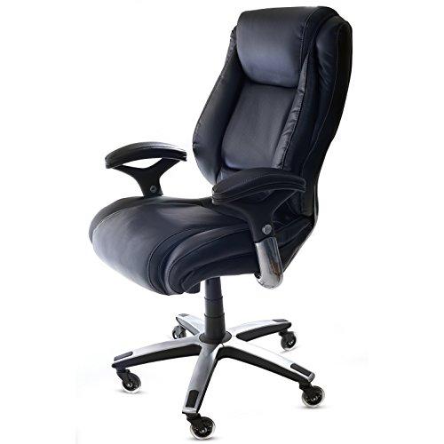 Universal Heavy Duty Hardwood Floor /& Carpets AlwaysLux Off Chair Caster Wheels