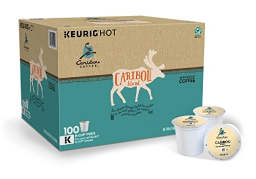 Caribou Coffee Signature Mix (100 K-Cups)