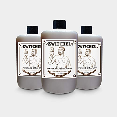 Zwitchel Organic Drink Enhancer   18th Century Recipe Drink Mixer and Water Enhancer with Ginger   All Natural and Healthy Ingredients, Rich in Potassium, Vitamins and Minerals for Healthy Hydration