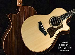 product image for Taylor Guitars 712ce Grand Concert Acoustic-Electric Guitar (SN:1107178049)