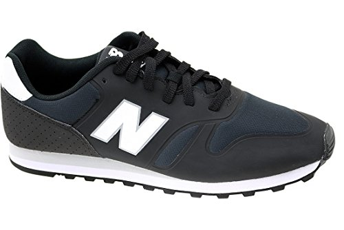 New Balance - MD373BW - MD373BW - Color: Negro - Size: 40.5
