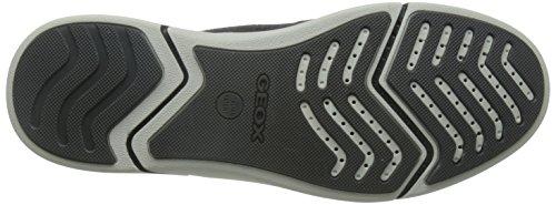 Geox U Ailand a, Zapatillas para Hombre Grau (DK GREYC9002)