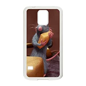SamSung Galaxy S5 phone cases White Ratatouille cell phone cases Beautiful gifts JUW80996627