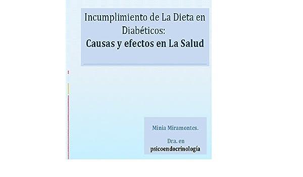 causas y consecuencias de la diabetes 1