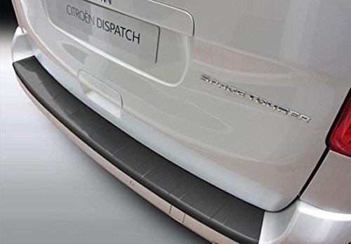 Protection pare-chocs ladekant Protection pour Citroen Dispatch/JUMPY à partir de 09/2016Noir, spécialement conçu avec abkantung spécialement conçu avec abkantung RGM