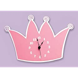 Tiara Decorative Wall Clock