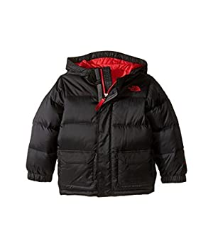 The North Face Little Boys' Toddler Harlan Down Parka - black, 4t