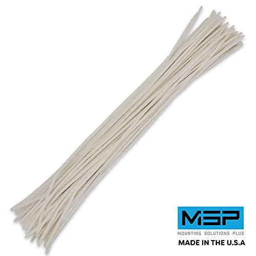 MSP Gas Tube Pipe Cleaners, 17-inches Long, 50 Pack - Made in the USA
