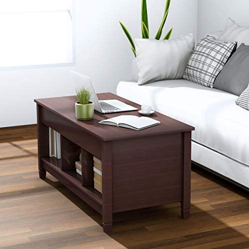 home, kitchen, furniture, living room furniture, tables,  coffee tables 1 on sale TANGKULA Coffee Table Lift Top Wood Home Living promotion