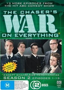 The Chaser's War on Everything: Season 2 :