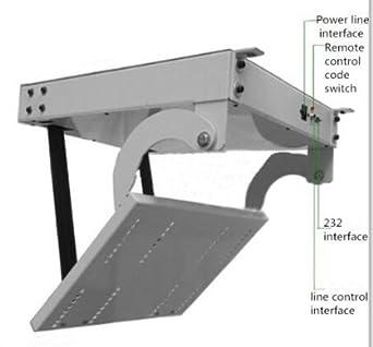 gr-tech Instrumento® 26 -- 32 pulgadas 3d LCD TV techo Lift Percha eléctrica – Turner 220 V: Amazon.es: Industria, empresas y ciencia