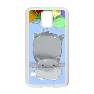Hippo Popular Case for SamSung Galaxy S5 I9600, Hot Sale Hippo Case