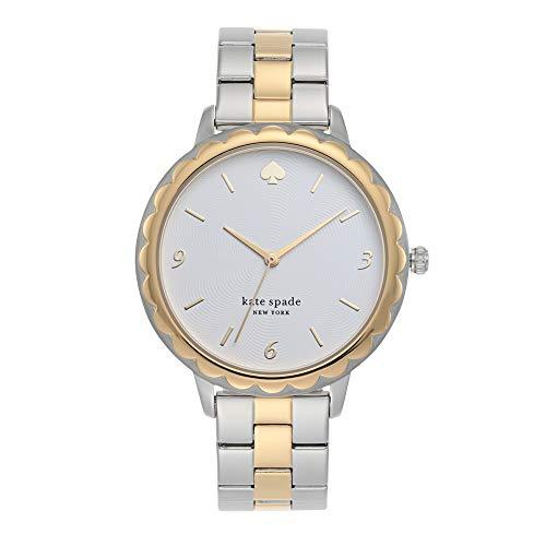 kate spade new york Women's Quartz Watch with Stainless-Steel Strap, Multi, 16 (Model: KSW1533)