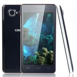 "Ebest V5+ 4.5"" Android4.2 OS Dual Core MTK6572 1.3GHz RAM1GB Smart Bar Cellphone Black (US Standard)"