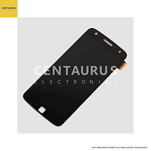 USA Black For Motorola Z Play Droid XT1635-01 XT1635-02 New Assembly LCD Display Touch Screen Digitizer by centaurus (Image #2)