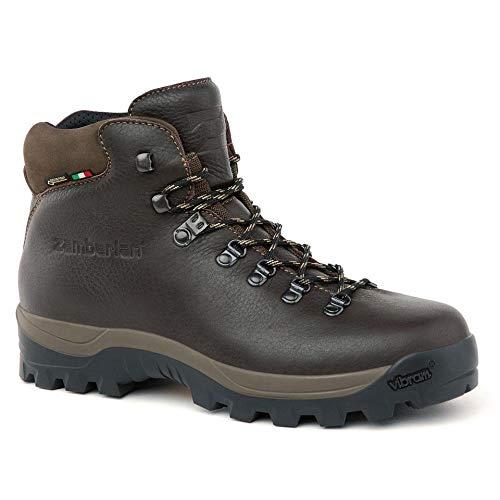 Zamberlan - 5030 sequoia gtx - leather hiking boots - brown - 10 by Zamberlan