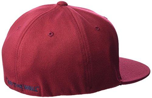 dress Rojo para Vans béisbol Blues de Rhubarb Gorra Splitz J54 Hombre P1RRFqaTn