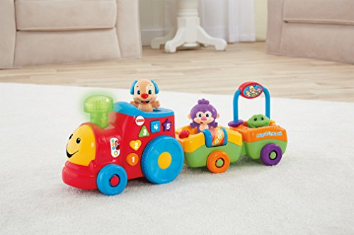 Fisher-Price Laugh & Learn Smart Stages Puppy's Smart Train by Fisher-Price (Image #17)