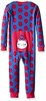 Petit Lem Girls' Aztec Kat Onesie Pajama